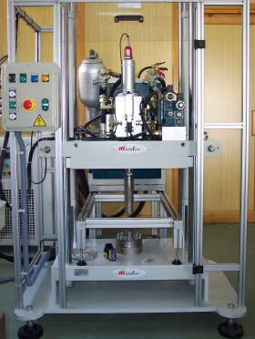 Servo-hydraulic Universal Testing Machines - Logalkor Solutions