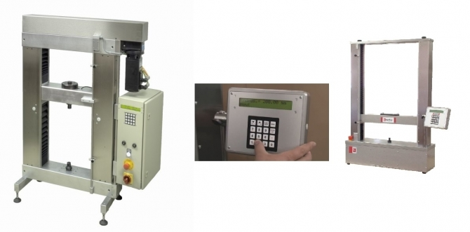 Low Capacity Electromechanical Testing Machines LGZ Series - Logalkor Solutions